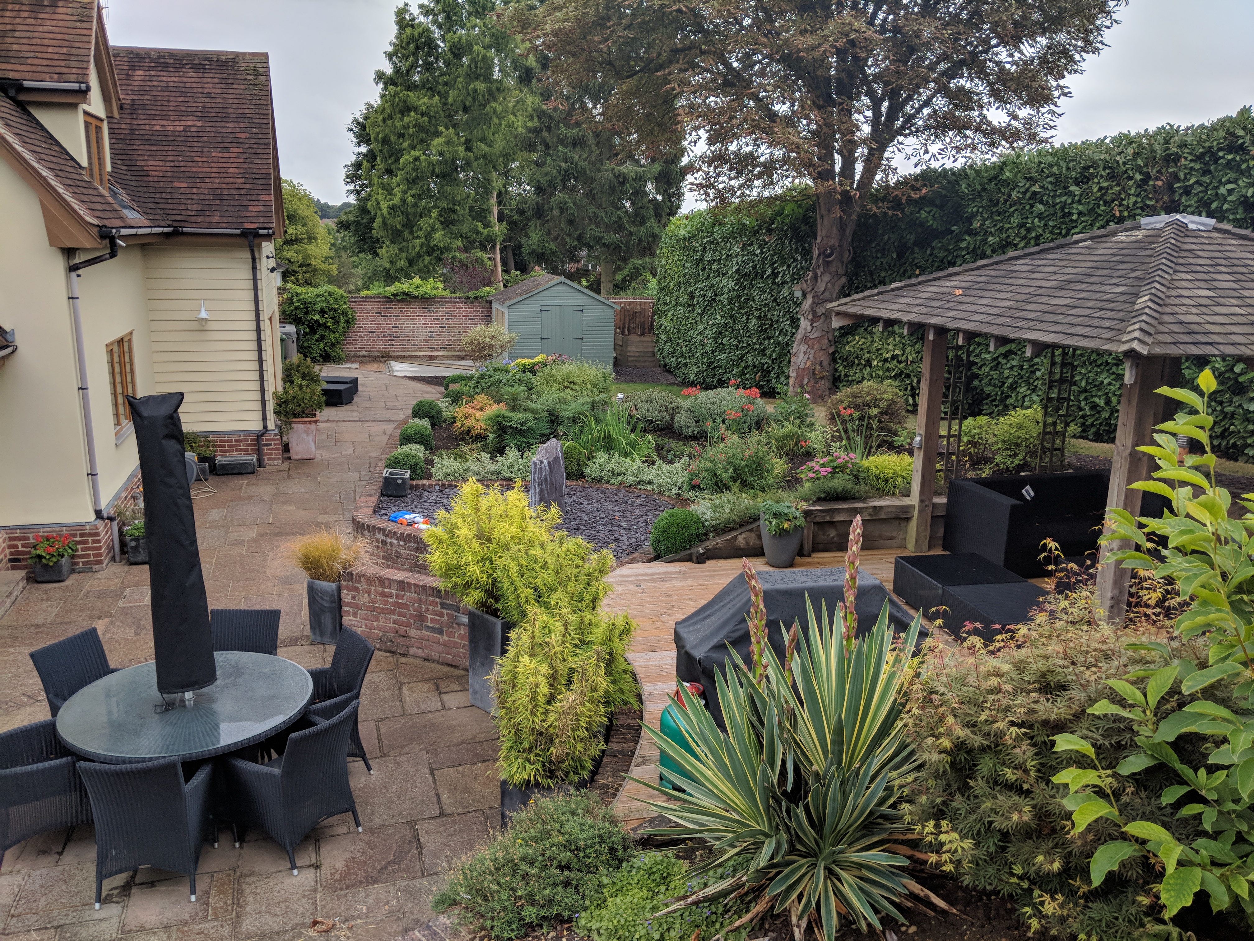 Garden Landscaping Great Dunmow